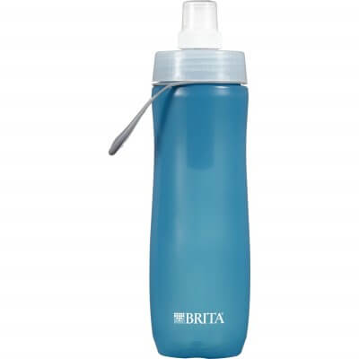 Brita 20 Ounce Sport - best filtered water bottle for travel