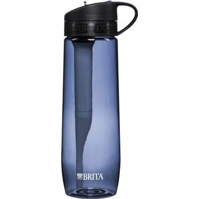 Brita 23.7 Ounce Hard Sided - best filtered water bottle
