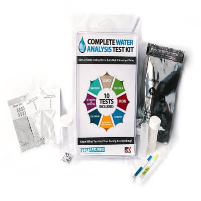 Best Water Test Kit Review & Buying Guide 2019 - Water