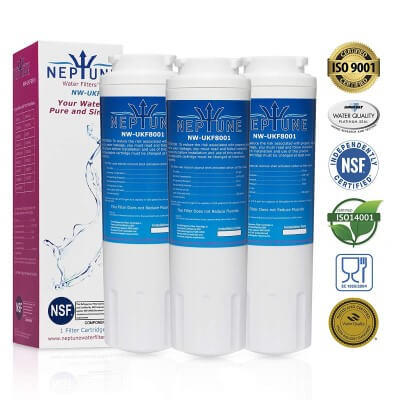 Neptune Water Filters Replacement for Refrigerator Water Filter for Maytag