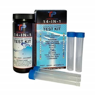 Technically Pure - best water test kit for home