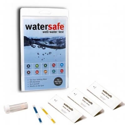 Watersafe WS425W - review of top rated and best water test kit on the market