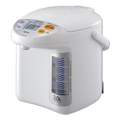 Zojirushi CD-LFC30 Panorama Window Micom Water Boiler and Warmer