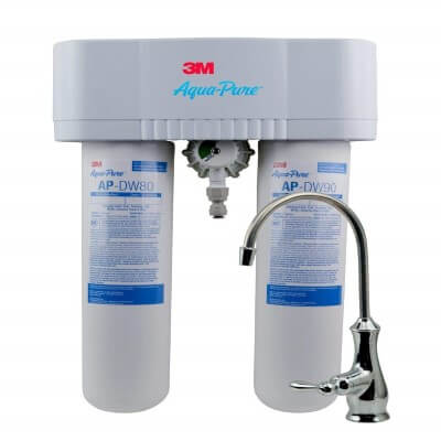 3M Aqua-Pure Under Sink Water Filtration System – top selling under sink water filter