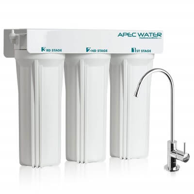 APEC WFS-1000 Super Capacity - under sink water filters for home use