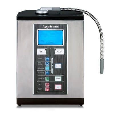 Air Water Life Aqua Ionizer Deluxe 9.0 - best water ionizer in the world