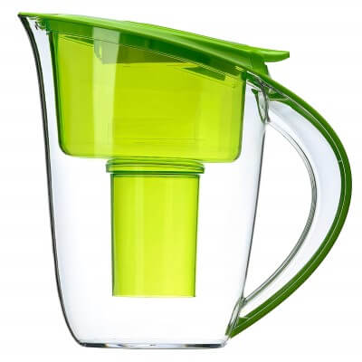 Alkaline Water Pitcher - Best for Instantly Filtered