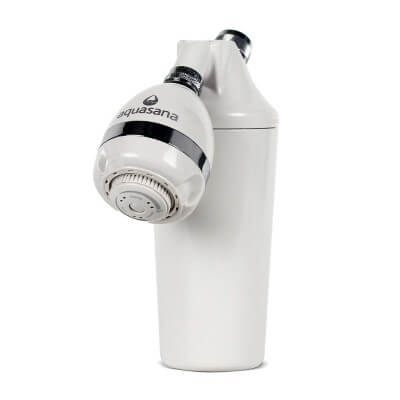 Aquasana AQ-4100 Deluxe - one of the top rated shower filters for hard water