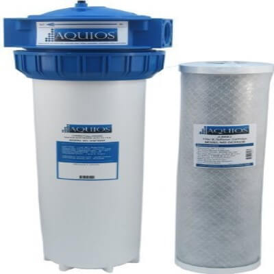Aquios FS-234 Whole House Jumbo Water Filter Softener