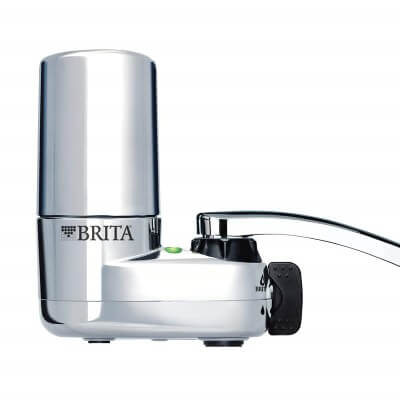 Brita Tap Water Filter System - review of best faucet water filter lead