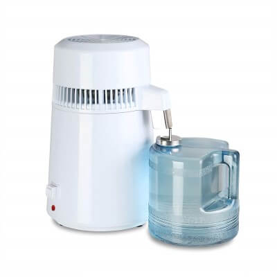 CNCShop - top rated effective water distillation system