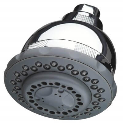 Culligan WSH-C125 Wall-Mounted Filtered - best shower head filter for hard water