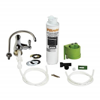 Filtrete High Performance - best under sink water filters reviews & guide