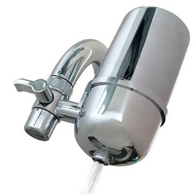 Kabter Faucet Mount - best faucet water filter for drinking water