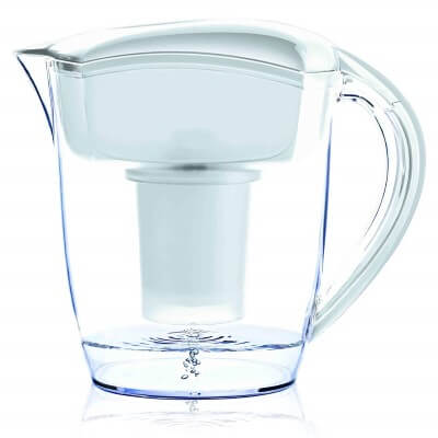 Santevia Water Systems Alkaline - best rated water filtration pitcher