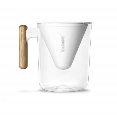 Soma 10-Cup - best water filter pitcher for home