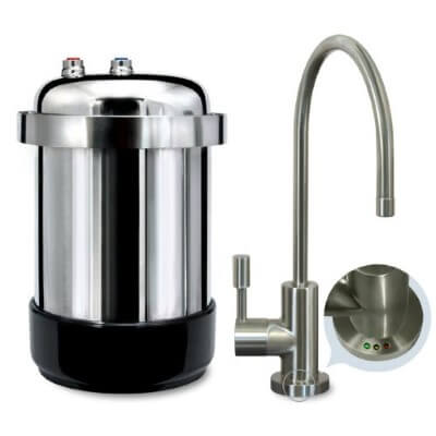 WaterChef U9000 Premium Under-Sink Water Filtration System