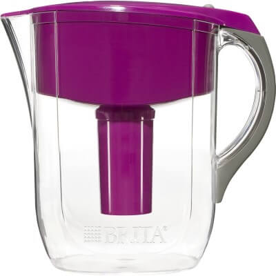 Brita Large 10 Cup Water Filter Pitcher with 1 Standard Filter (1)