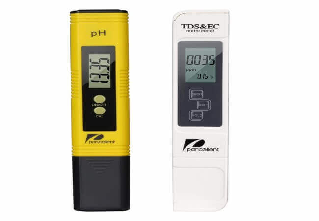 Water Quality Test Meter Pancellent TDS - best tds meter for drinking water