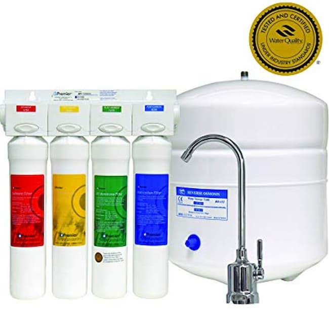 Osmosis Water Filtration System
