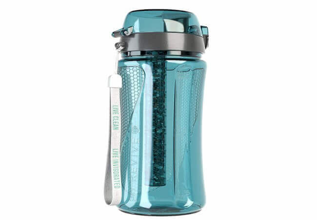 pH REVIVE Alkaline Water Bottle & Carry Case – best alkaline water bottle reviews