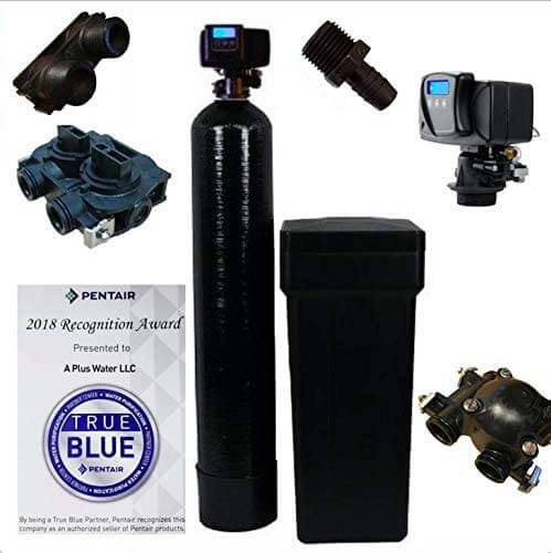 DURAWATER Fleck 5600 SXT Iron Pro 48,000 Grain Water Softener Ships Pre Loaded