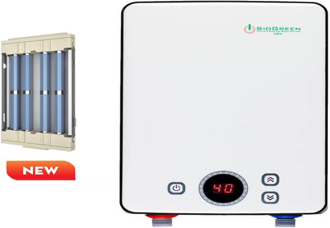 Sio Green IR260 v2 POU Infrared Electric Tankless Water Heater