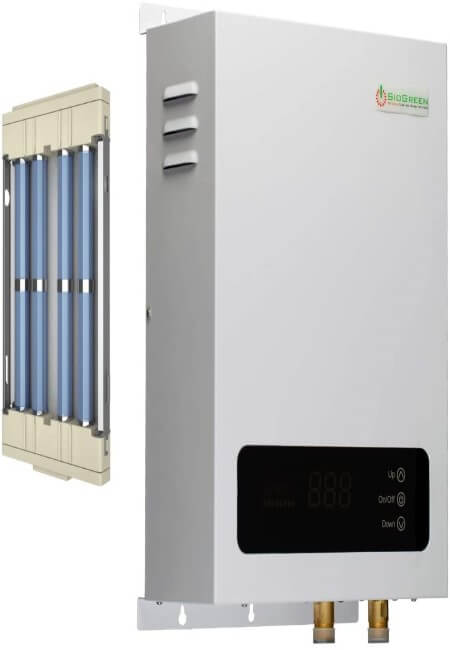 Sio Green SIO18-220v-80A-18kW -Infrared Electric Tankless Water Heater